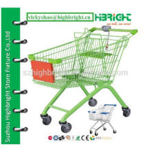 wholesale shopping cart , supermarket shopping trolley