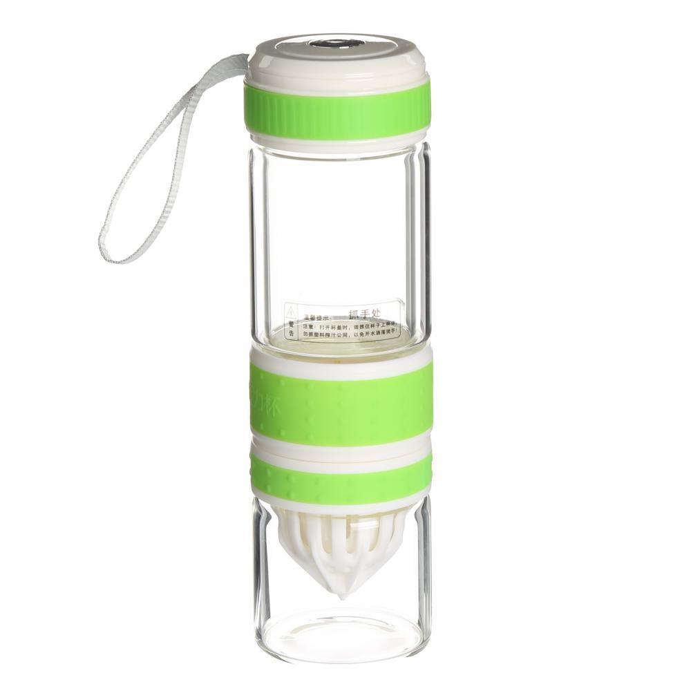 High Borosilicate Glass Water Bottle