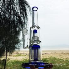 Wonderful Wanhua Mirror Design Glass Smoking Water Pipes (ES-GB-287)