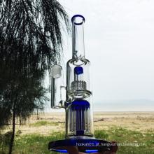 Maravilhoso Wanhua espelho de vidro Design fumar tubos de água (ES-GB-287)