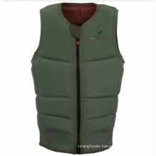 personalized mens neoprene life jacket
