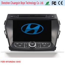 Precio de fábrica 6.95 pulgadas 2 DIN DVD Player para IX45