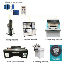 OEM for Pvc Patch Making Machine How to make pvc labels by our machine export to Germany Exporter