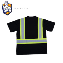 Direct factory price lighted ansi fire safety vest