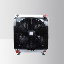 Water Heat Exchanger With Fan
