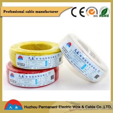 2.5mm 450/750V PVC Insulated Copper Wire