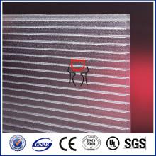billig pc sun sheet / pc hohle sheet / pc sheet factory