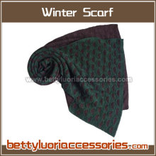 Women Colorful Woven Scarf