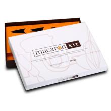 Caja de papel de la cartulina 2pcs para el empaquetado del chocolate
