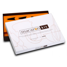 2pcs Cardboard Paper Box For Chocolate Packaging