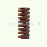 Spiral Leaf Compression Springs for Metal Mold