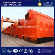 20t gas-fire hot water boiler steam