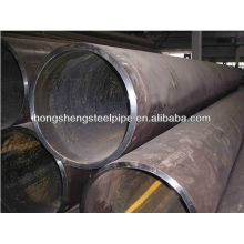 ASAI SS 304 316 large diameter stainless straight slit steel pipe ERW steel pipe/tube