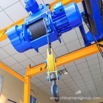 MD1 Electric Wire Rope Hoist