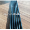 3k glossy carbon fibre gutter vacuum poles for outdoor roof cleaning