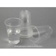 PP, PS Яркие пластиковые стаканы Питьевые стаканы Cup Cup