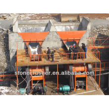 stone production line-Small mining machine