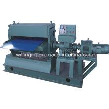 Machine de gaufrage de haute qualité et de vitesse pour l'acier inoxydable