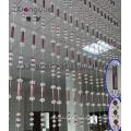 Cortina de contas de romântico quarto decorativo cristal misto