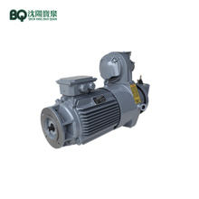YTRVFW132M3-4F1 9KW Slewing Motor for Tower Crane 8~12t