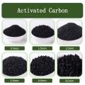 Carbón activado a base de madera para el tratamiento del agua