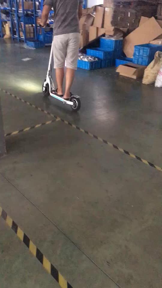 Self Balancing Scooter