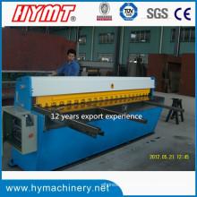 QH11D-2.5X2500 Mechanische Guillotine-Schermaschine/Plattenschneidemaschine