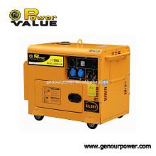 Generador termoeléctrico 12v del generador diesel impermeable del valor 3kw de la energía para la venta