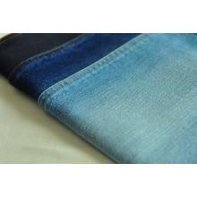 Estoque 10 oz 100% algodão warp slub denim tecido