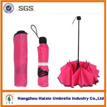 Cheap Promotion 3 Folding Mini Umbrella