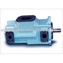 Denison T6 de T6CC, T6DC, T6EC, T6ED, T6EE double pompe hydraulique à palettes