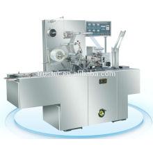 GBZ-130B película transparente de la máquina de Overwrapping