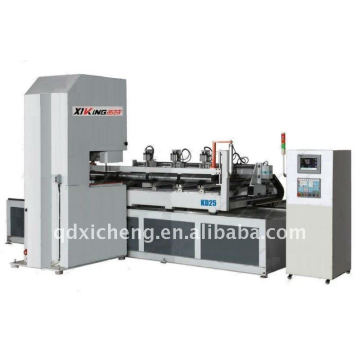 all in one woodworking cnc band saw machine