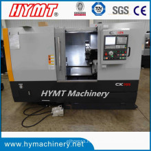 CK50 slant bed CNC horizontal metal lathe turning machine
