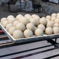 Bola de molienda de cerámica de alúmina de alta resistencia a la temperatura