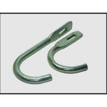 Boa qualidade e baixo preço Gancho de tubulação de aço