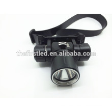 Max 1000-Lumen Cree XPE cree led rechargeable led headlamp