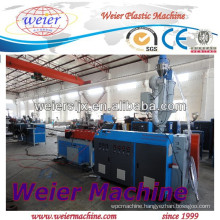 single wall corrugated pipe extrusion machinery