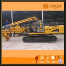 FD128A 120kn.m máquina de construcción plataforma de perforación rotativa