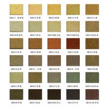 Bande de crochet et boucle Carte de couleur 2