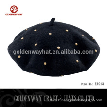 Free Size Fashionable Warm Beret hats
