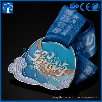 Custom medal cheap sports metal medals wholesale