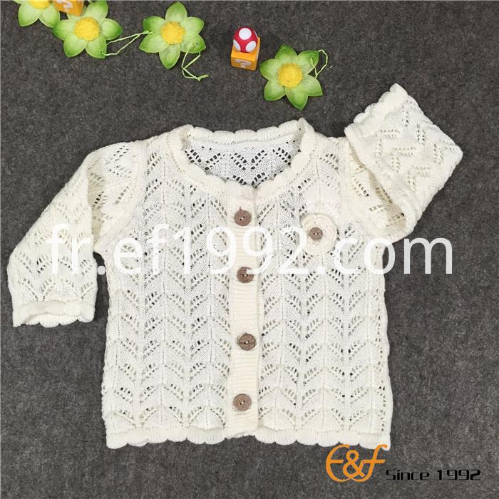 baby girl sweater