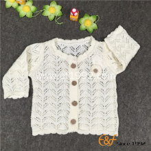 Baby Girls Pointelle Cardigan