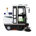 Top Design Driving Type Electric Sweeper