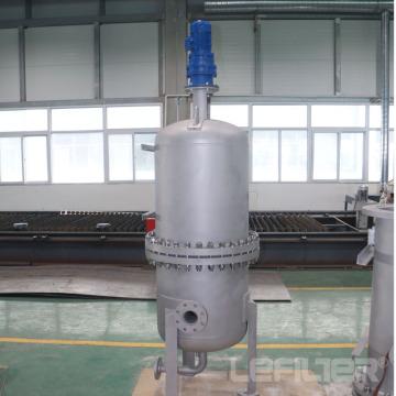 Customized Multi-column automatic backwash filter housing