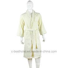 Trendy Design Qualität 100% Baumwolle Terry Hotel oder Bad Bad Bademantel