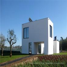 (WL-7) Einfache Montage Schaum Zement ALC Wandpaneele Modular Prefab Homes