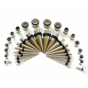 Surgical Steel Ear Taper Ear Stretch Expansion