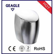 Fournitures de salle de bain à bas prix capteur infrarouge sèche-mains automatique à faible bruit ZY-208